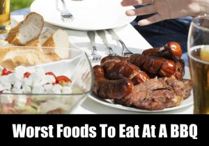 Worst Foods To Eat