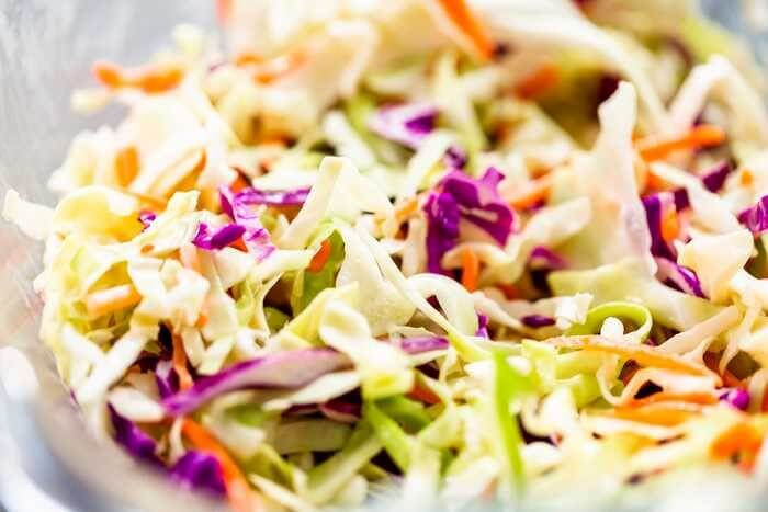 Bagged Coleslaw Mix