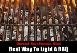 How To Light A Charcoal & Gas Grill