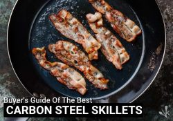5 Best Carbon Steel Pans Reviewed For 2020
