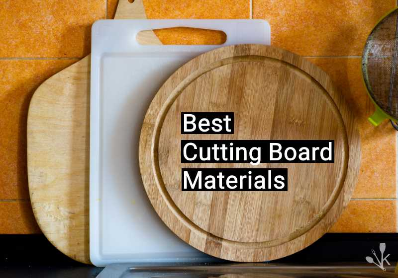 best cutting board material