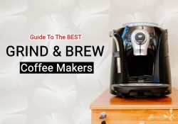 5 Best Grind And Brew Coffee Makers In 2021