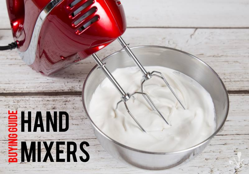 Best Hand Mixer Reviews