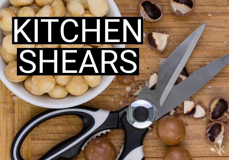 the 5 best kitchen shears to buy in 2019 | kitchensanity