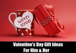 Valentine's Day Gifts For Him & Her In 2021