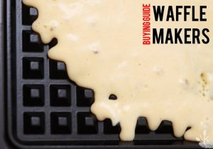 The Best Waffle Makers And Belgian Waffle Irons For 2021