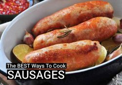 The Best Way How To Cook Sausage In The Oven