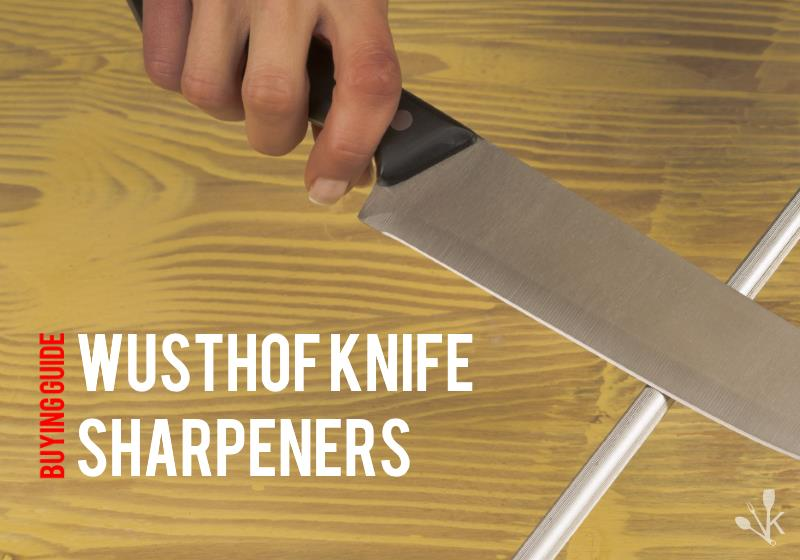 best wusthof knife sharpener