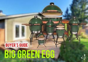 Big Green Egg Review & Price List Guide 2021