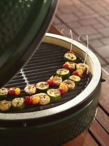 Big Green Egg Skewers