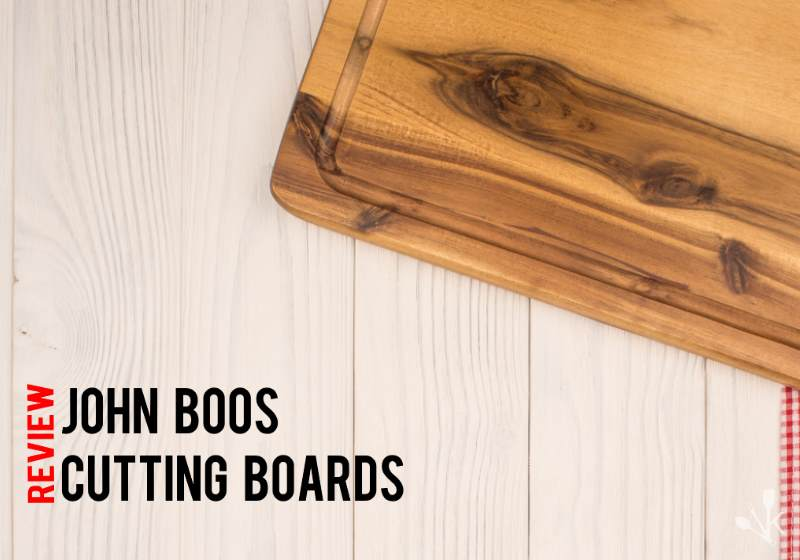 John Boos cutting board review