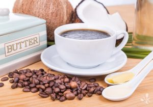 how to make butter coffee