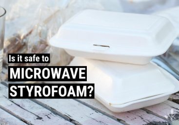 Can You Microwave Styrofoam – Is It Safe?