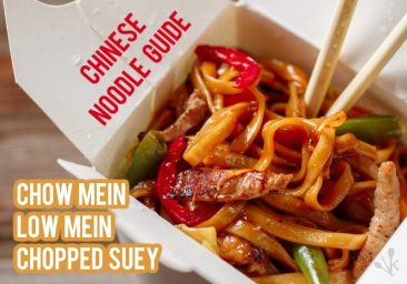 What's The Difference? Lo Mein vs Chow Mein vs Chop Suey