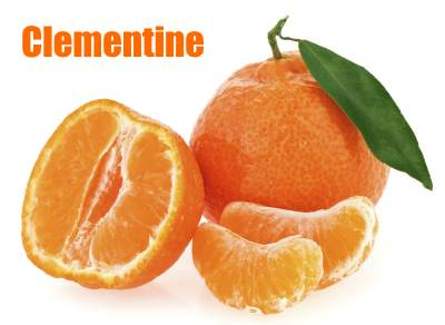 Clementine Oranges - Segmented, Whole, Sliced