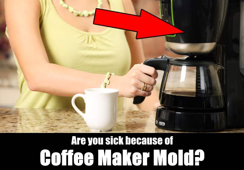 Coffee Maker Mold Is Making You Sick