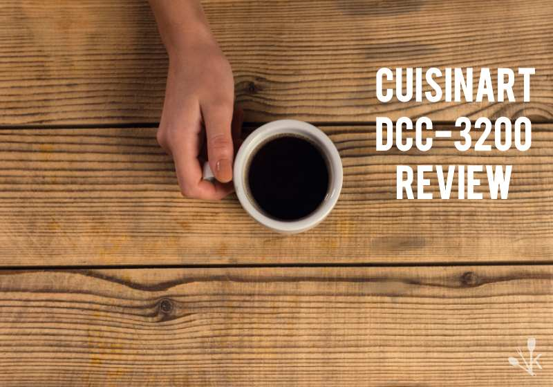 Cuisinart DCC-3200 Review