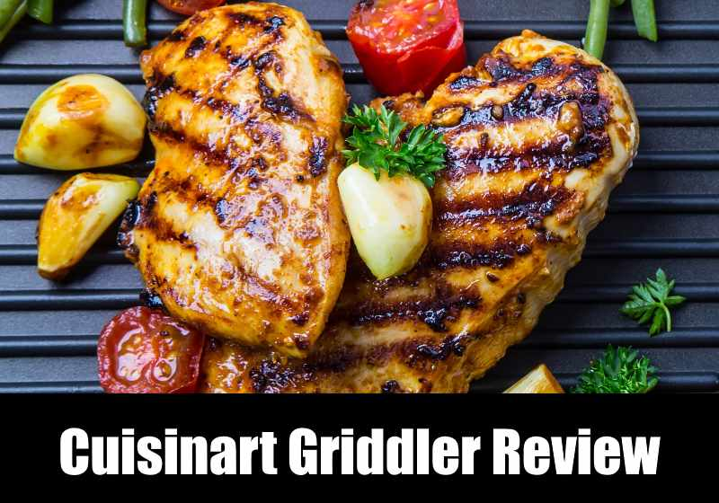 cuisinart griddler reviews