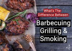 Barbecuing vs Grilling: What's The Difference?