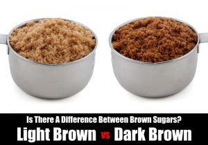Difference Between Light and Dark Brown Sugar?