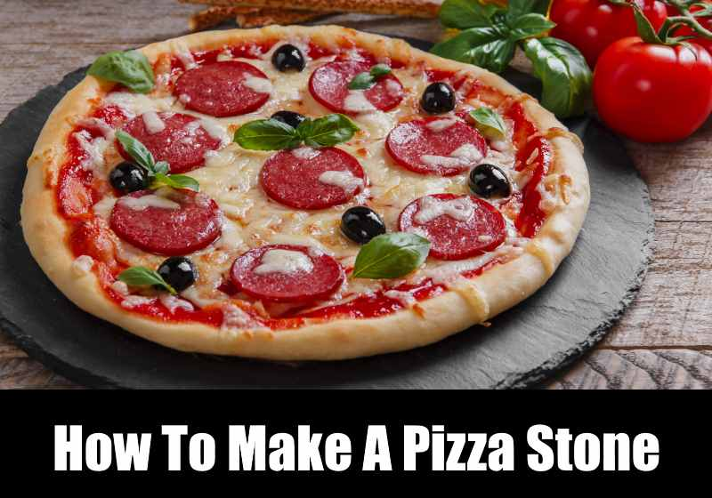 diy pizza stone