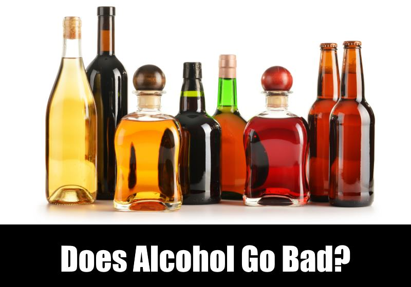 does alcohol go bad