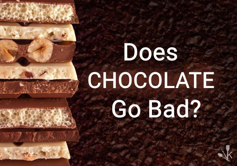 does chocolate go bad