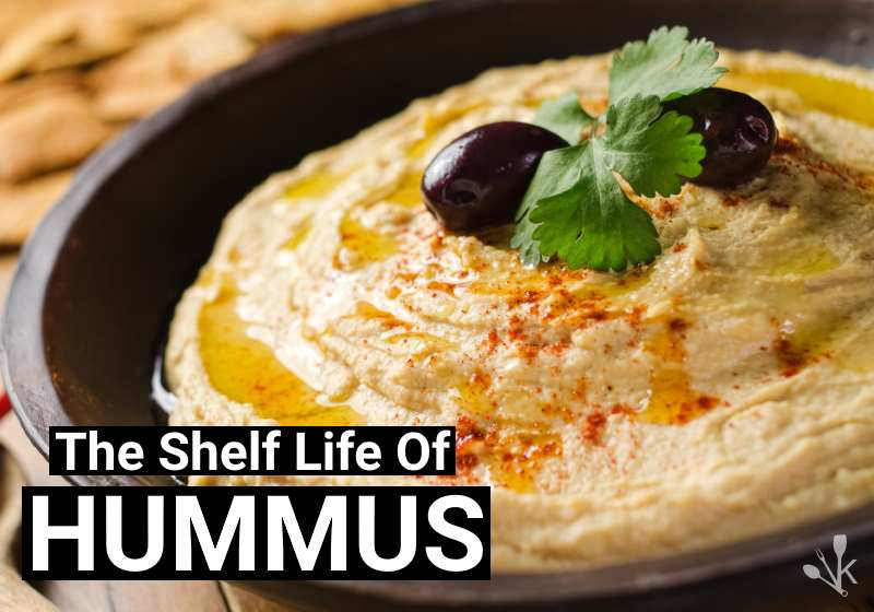 does hummus go bad