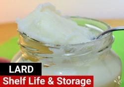 Does Lard Go Bad? How To Tell When It's Bad