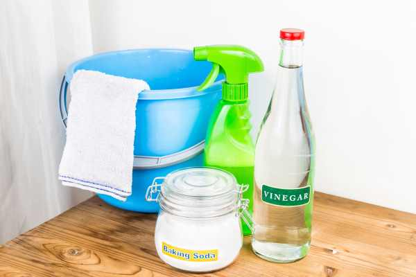 electric stove cleaning supplies