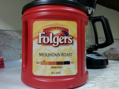 folgers instant coffee review