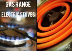 Gas Ranges VS Electric Stoves