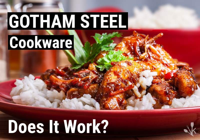Gotham Steel Pan Review