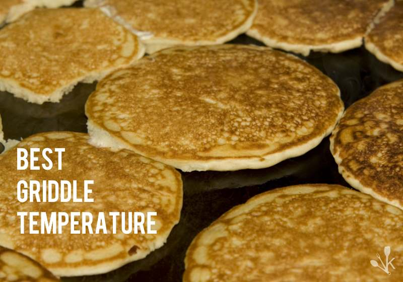 griddle temp for pancakes