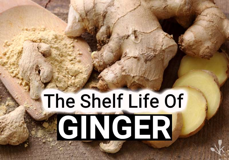 how long does ginger last