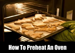 how long to preheat oven
