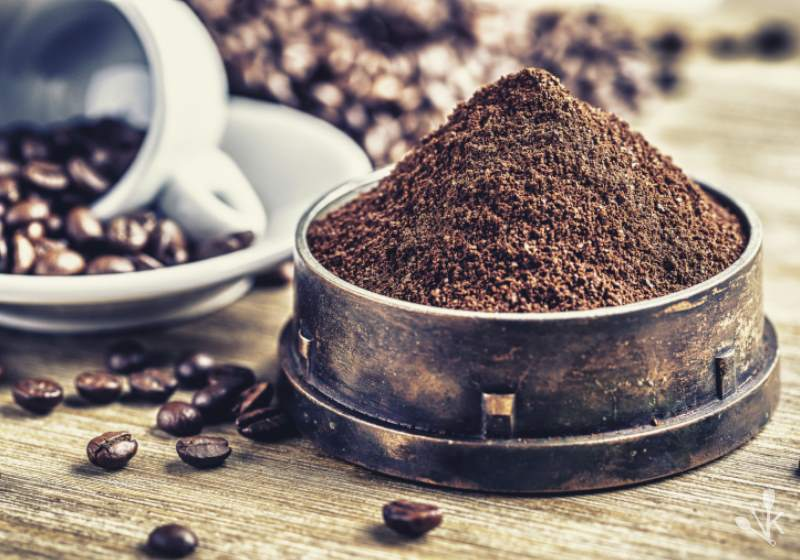 How Much Ground Coffee Per Cup Kitchensanity
