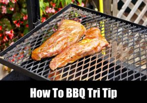 How to BBQ Tri Tip