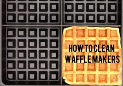 How To Clean A Waffle Iron (Best & Easy Ways)