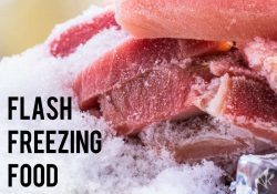 How To Flash Freeze Food At Home