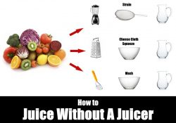 3 Ways How To Juice Without A Juicer At Home