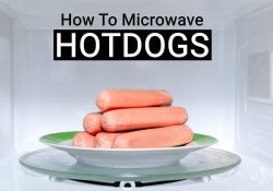 How To Microwave Hot Dogs (Plain & Boiled)