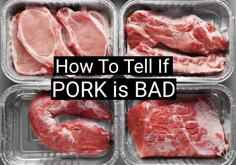how to tell if pork is bad
