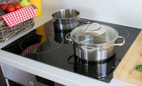 induction cookware and cooktop
