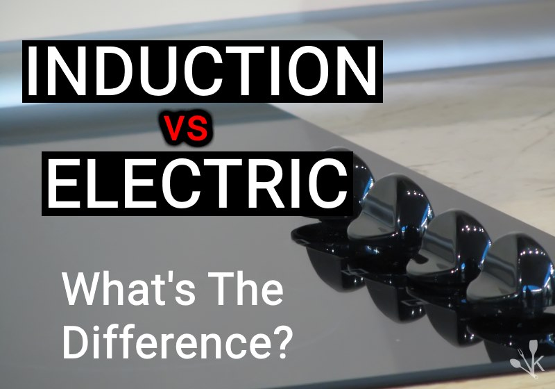 induction vs electric cooktop