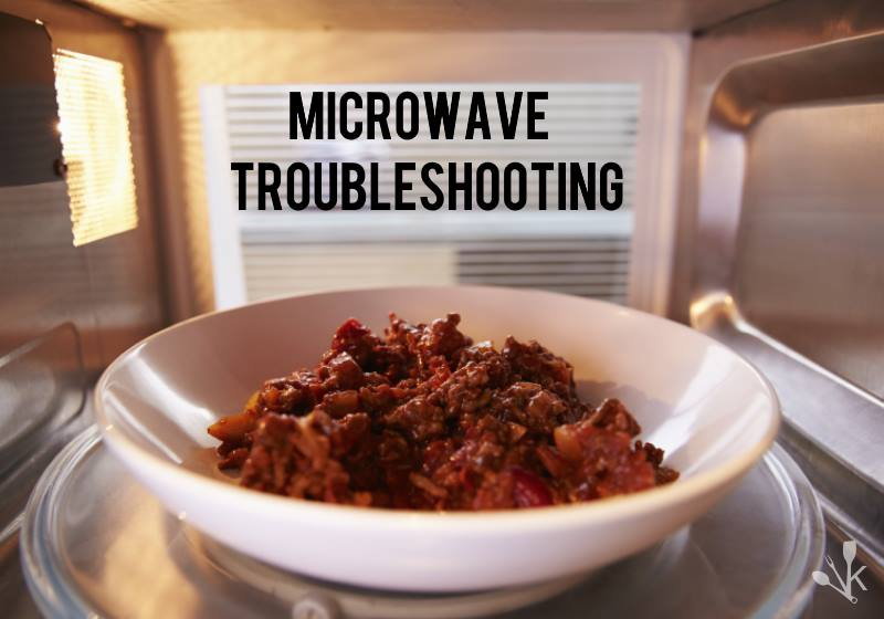 Why Is My Microwave Not Heating