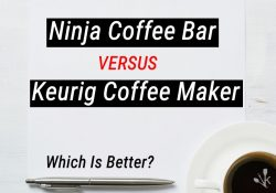 The Ninja Coffee Bar Vs Keurig – Which Is Better?