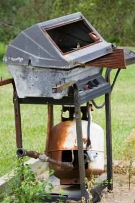 Old Rusty BBQ