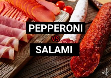Difference Between Pepperoni And Salami