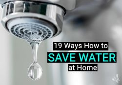 How To Save Water At Home – Tips To Conserve Water